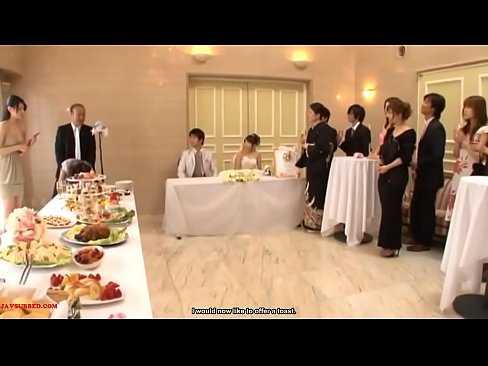 Imagen Es el día de la boda y toda la familia hace una orgía